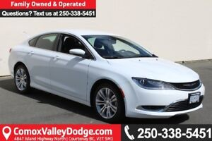 2016 Chrysler 200 Limited ONE OWNER, KEYLESS ENTRY, BLUETOOTH...