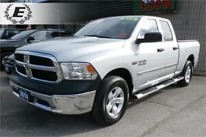 2014 Ram 1500 ST QUAD CAB 4X4 | DONT PAY FOR 6 MONTHS!!!    OAC