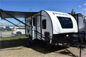 2019 FOREST RIVER SOLAIRE 202RB Ultra Light - REDUCED TO $27,959