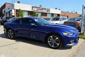 2015 Ford Mustang EcoBoost Premium - LOW KM!!!