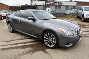 2010 INFINITI G37 Coupe Sport | Navigation | No Accident History