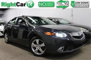 2011 Acura TSX Premium tech $0dwn/$83wk - Lease to Own Today!
