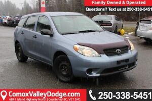 2005 Toyota Matrix VALUE PRICED & SAFETY INSPECTION AVAILABLE...