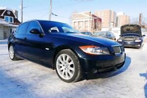 2006 BMW 3 Series 330xi//One Owner//Only 68,000 kms//1 Yr Warran
