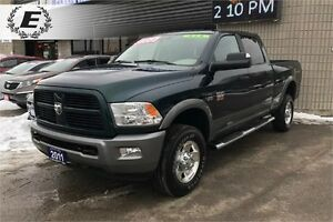 2011 Ram 2500 OUTDOORSMAN 4X4 | WITH NAV AND BLUETOOTH