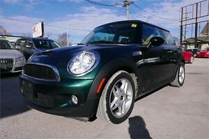 2007 MINI Cooper S - Low Kms - Clean Title - Panoramic Roof!