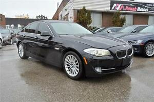 2011 BMW 5 Series 535i | Navigation | No Accident History