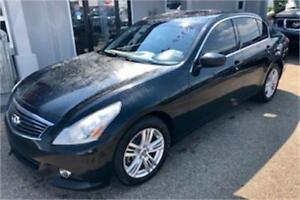 2011 INFINITI G37 Sedan Luxury AWD