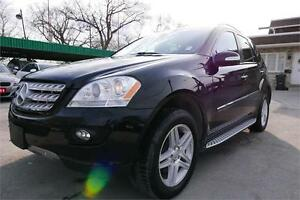 2007 Mercedes-Benz ML500 - Accident Free - Local MB - 4 Year War