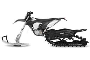 CAMSO Dirt To Snow – Motorcycle Conversion Kit