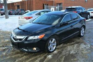 2014 Acura ILX Tech Pkg No Accidents Leather Sunroof Nav BackCam