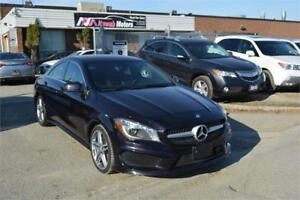 2014 Mercedes-Benz CLA 250 AWD NO ACCIDENTS Back Up Cam!!