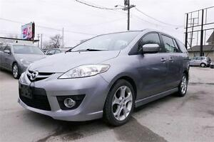 2010 Mazda Mazda5 GT -- Accident Free -- Mint -- 1 Year Warranty