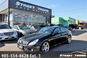 2010 Mercedes-Benz CLS 550 | Moonroof | Heated Mirrors & Seats