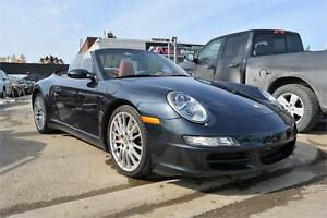 2007 Porsche 911 Carrera 4S | AWD | CONVERTIBLE | NAVIGATION