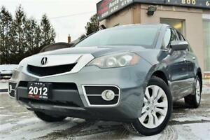 2012 Acura RDX SH-AWD TECH PCKG *ONE OWNER* CERTIFIED WARRANTY!