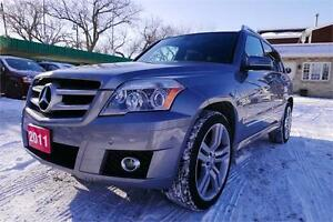 2011 Mercedes-Benz GLK350 -- One Year Warranty