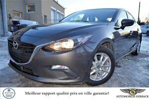 2014 Mazda 3 GS-SKY SPORT CAMERA/BLUETOOTH/MAGS $38/SEMAINE