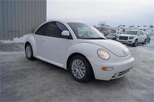 2000 Volkswagen New Beetle GLS, FINANCEMENT MAISON