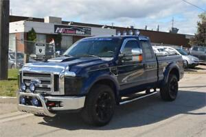 2008 Ford F-250 Super Duty V8 Lifted Upgraded Rims CLEAN!!!