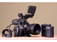 Canon C300 PL Mount Cinema Camera | EF SONY BLACKMAGIC RED