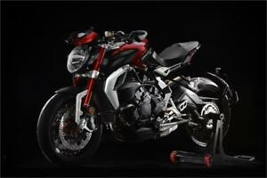 2016 MV AGUSTA BRUTALE 800 DRAGSTER *SOLD TO A VALUED CUSTOMER*