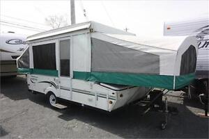 """""""AS IS"""" TENT TRAILER $3,500"""