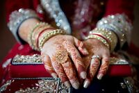 Modern Stylish Indian Pakistani Wedding Photography <8>