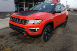 ** NEW 2019 JEEP COMPASS TRAILHAWK SUV ** SPRING SALE!!!