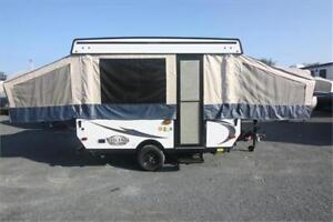 New 8 and 10 foot tent trailer SALE!