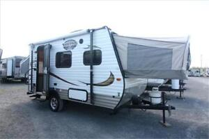 "2015 Coachmen Viking Ultra-Lite 15RB  ""HYBRID"""