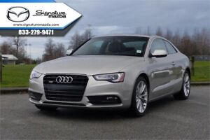 2014 Audi A5 2.0 8sp Tiptronic Technik Cpe  - Navigation