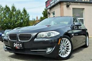 2011 BMW 5 Series 535i xDrive *ONLY 104k KM* CERTIFIED|WARRANTY!