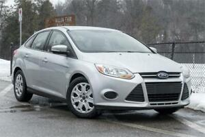 2014 Ford Focus SE/ LOW LOW KMS/ CAR LOANS FOR ANY CREDIT