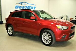 2011 Mitsubishi RVR GT/AWD/Panoramic Sunroof/Mint/WE FINANCE