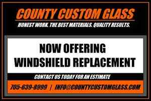 Windshield Replacement In Norwood Ontario