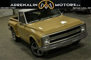 1971 Chevrolet Cheyenne Step Side
