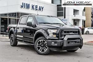 2016 Ford F-150 SuperCrew XLT SERIES 6.5-ft. 4WD W/998 3.5L TIVC