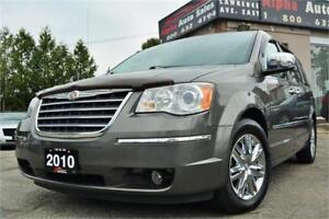 2010 Chrysler Town & Country Limited *ONLY 135K KM* CERTIFIED!