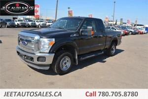 2012 Ford F-250 XLT Super Duty F-250 SRW