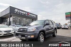 2005 Toyota 4Runner SR5 SPORT | AWD | Sunroof | Cruise Control