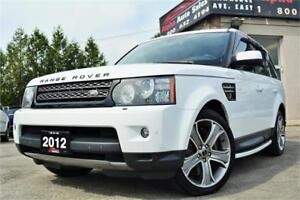 2012 Land Rover Range Rover Sport Supercharged *ONLY 114K KM*