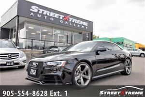 2013 Audi RS5 | AWD | Accident Free | 450 HP | Bluetooth | Navi