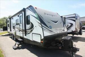 Keystone Passport Ultralite 2510RB - Awesome Couples Trailer