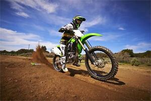 2014 KX 450 F BRAND NEW! Be its first owner!