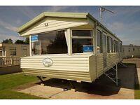 Caravan For Sale In skegness Ingoldmells 3 Bedroom Perfect Starter Family Holiday Home.