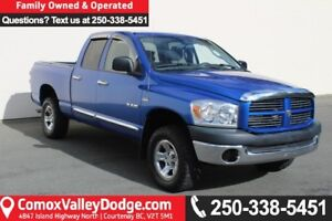 2008 Dodge Ram 1500 ST/SXT ONE OWNER, ACCIDENT FREE, KEYLESS...