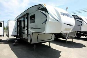 New Fifth Wheel save over $13,000 only $143 BW!