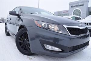 2013 Kia Optima LX MT 2.4L L4 | Bluetooth | SiriusXM |