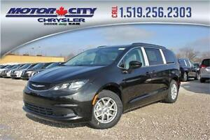 2017 Chrysler Pacifica LX lease for 38 mos semi monthly